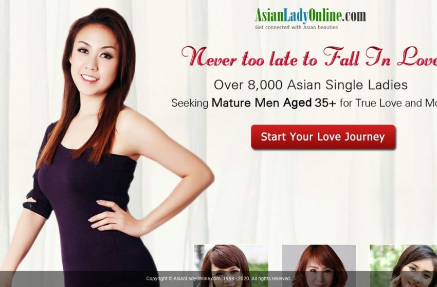 Asian Lady Online
