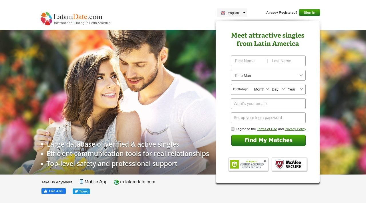 colombian dating service